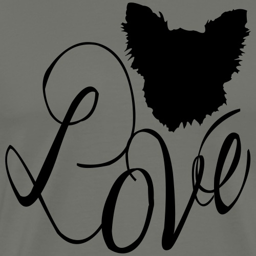 Chihuhuahua Love - Männer Premium T-Shirt