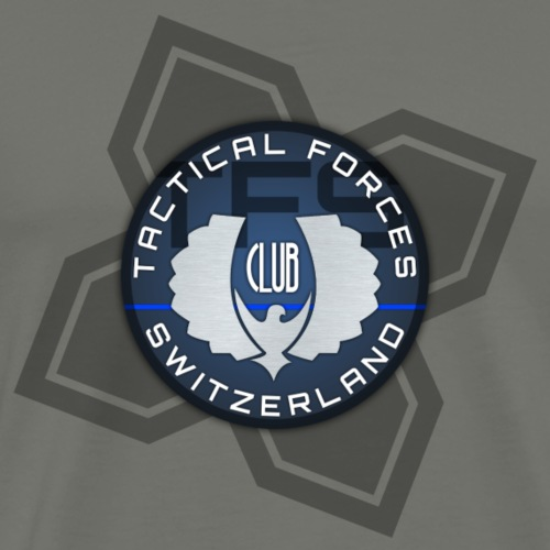 TFS Badge Bleu