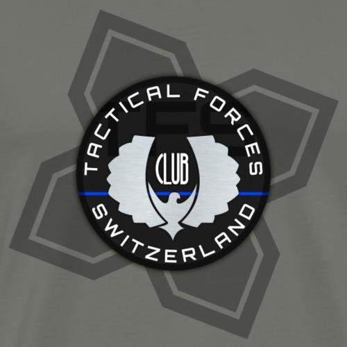 TFS Badge Black