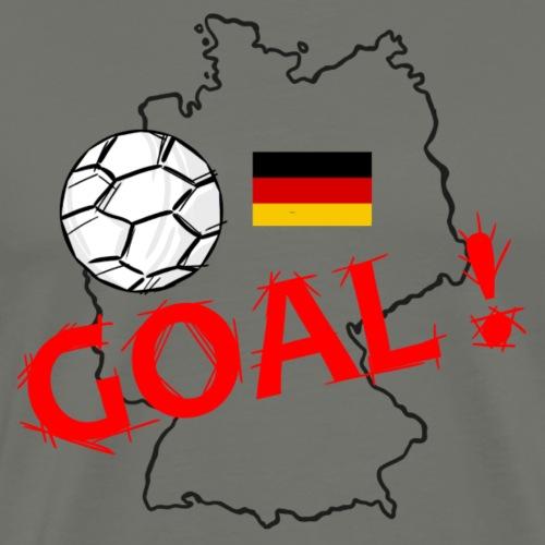 voetbal Duitsland - T-shirt Premium Homme