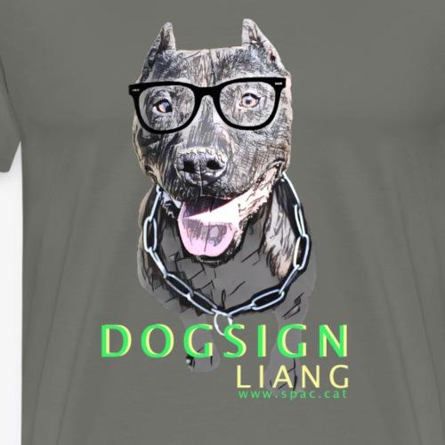 Liang - Camiseta premium hombre