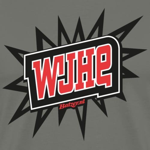 Batzer Salland Series Wijhe - Mannen Premium T-shirt