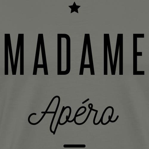 madame apero - T-shirt Premium Homme