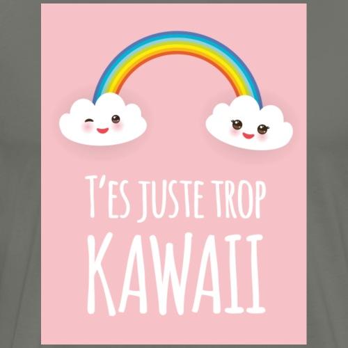 T'ES JUSTE TROP KAWAII - T-shirt Premium Homme