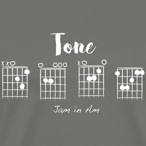 Tone D E A F - T-shirt Premium Homme