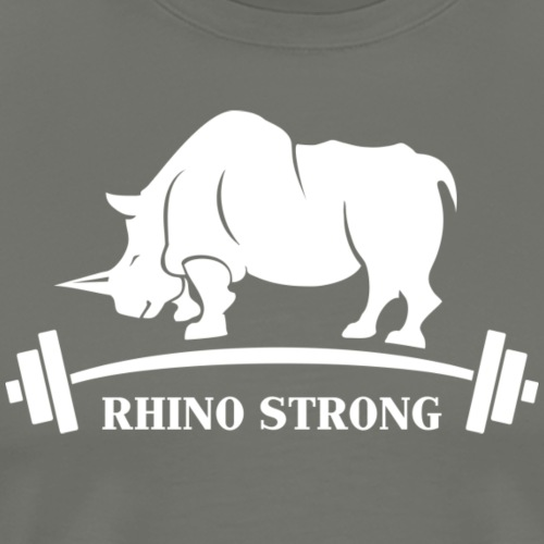 Rhino Strong - Men's Premium T-Shirt