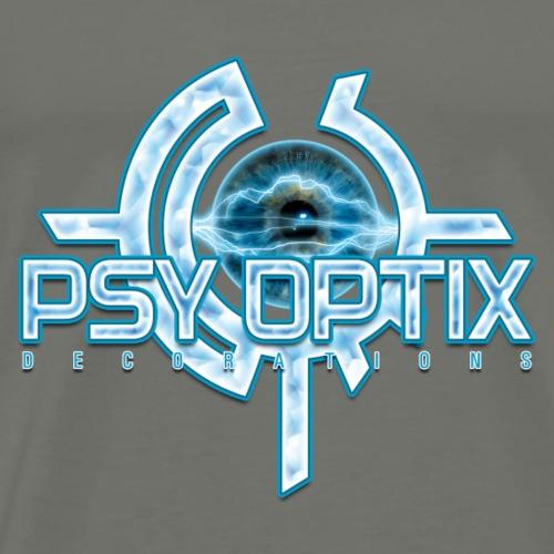 Psy Optix - Männer Premium T-Shirt