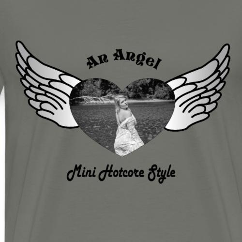 An Angel - Männer Premium T-Shirt