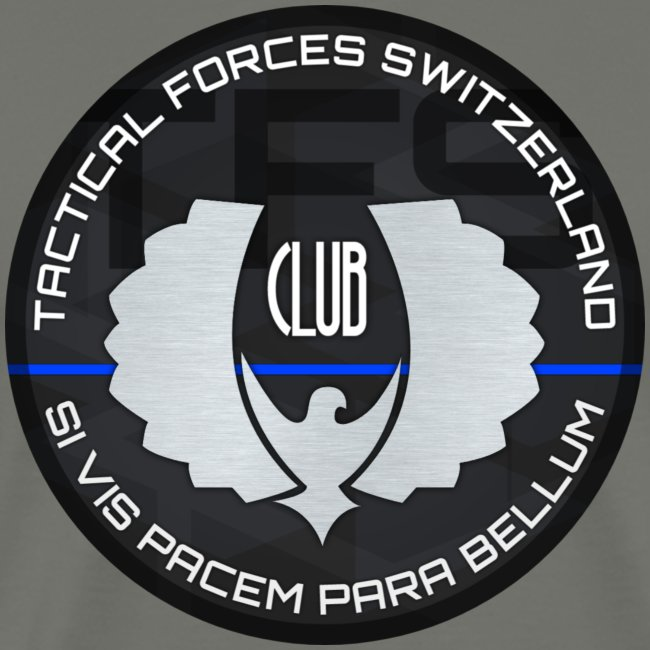 TFS Badge gris