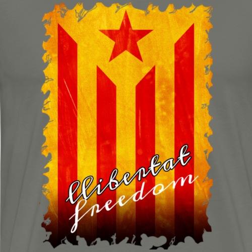 Catalunya - Camiseta premium hombre