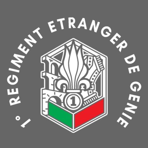 1er REG - Genie - Legion - Men's Premium T-Shirt
