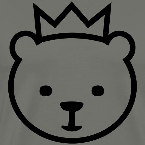 Orso di Berlino - Maglietta Premium da uomo