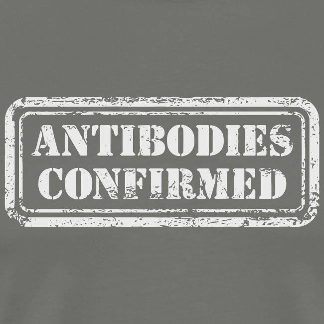 Antibodies Confirmed