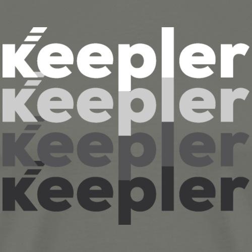 Keepler Gradient - Camiseta premium hombre