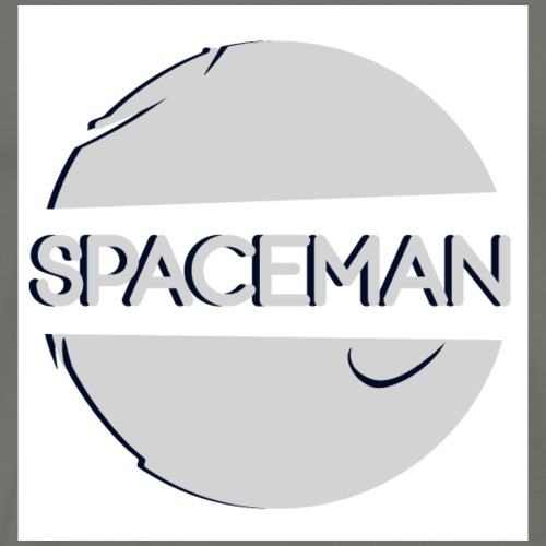 SPACE MAN TEE - Men's Premium T-Shirt
