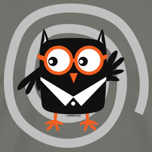 Suit Owl - Textiles and Gift Products FP10-55 - Miesten premium t-paita