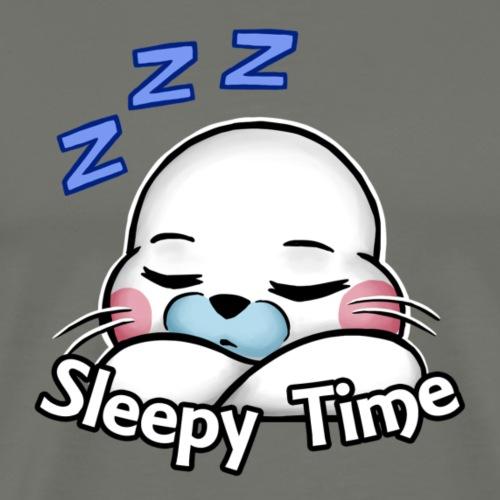 Robben paddyuSleep - Sleepy Time - Männer Premium T-Shirt