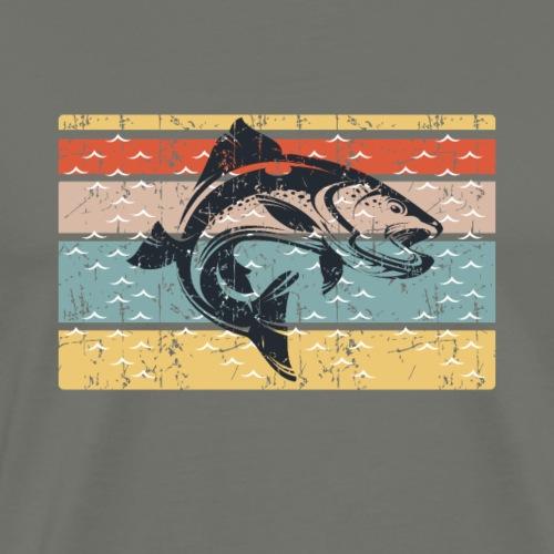 Fisch 48 - Männer Premium T-Shirt