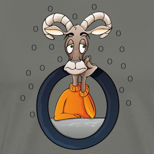 null_bock - Männer Premium T-Shirt
