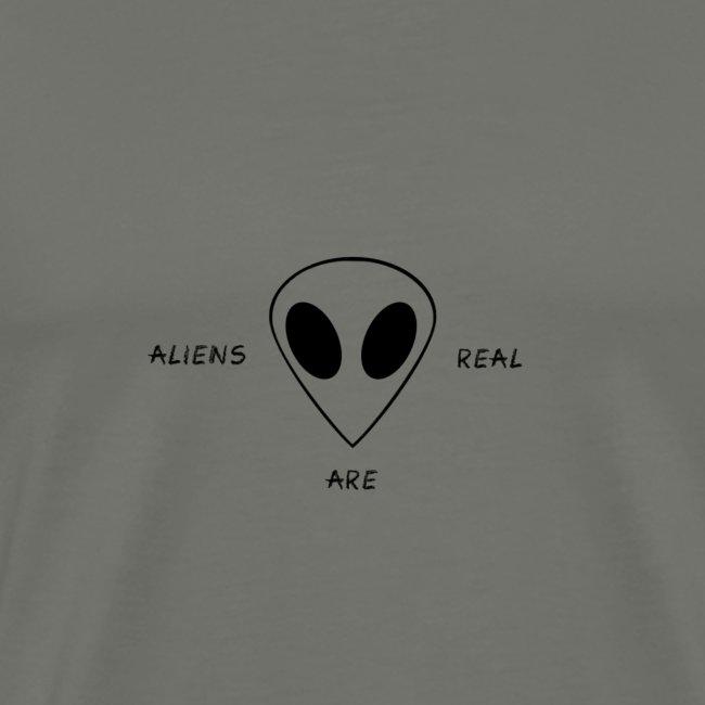 Les aliens sont réels