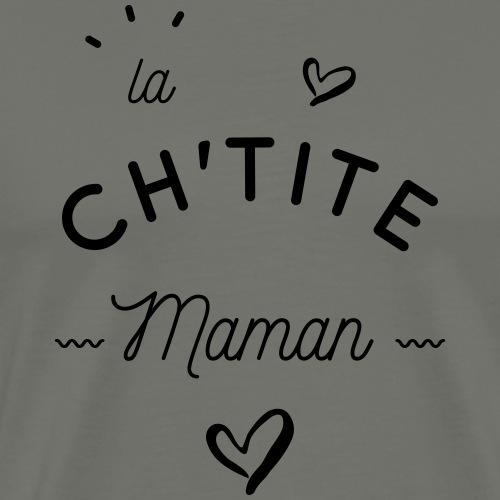 La ch'tite maman - T-shirt Premium Homme