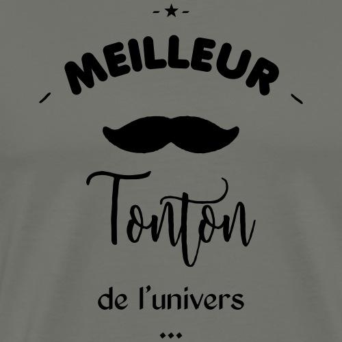 Meilleur tonton - T-shirt Premium Homme