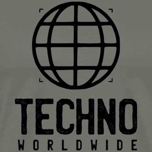 Techno Worldwide - Men's Premium T-Shirt