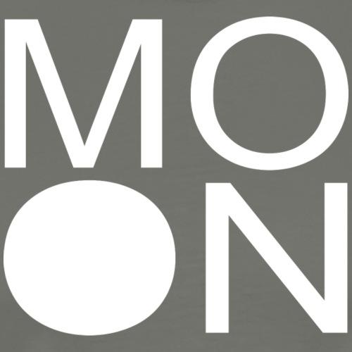 MOON - T-shirt Premium Homme