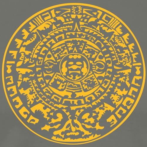 Maya-Kalender - Männer Premium T-Shirt