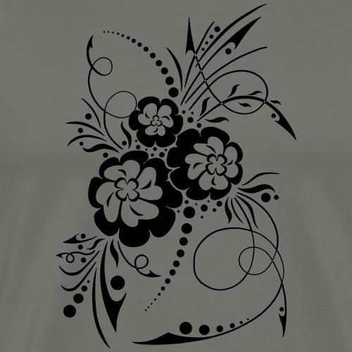 exposion florale - T-shirt Premium Homme
