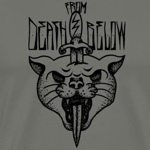 Death from below - T-shirt Premium Homme