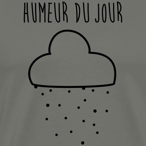 Humeur du jour 1 - T-shirt Premium Homme