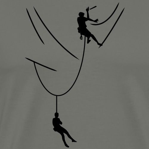 Escalade sports et loisirs - T-shirt Premium Homme