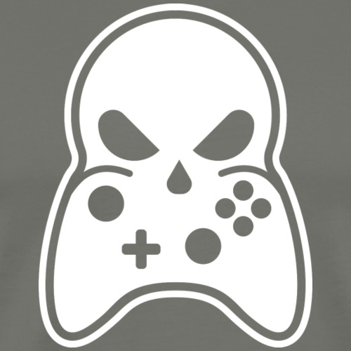 Mask Controller White - Men's Premium T-Shirt
