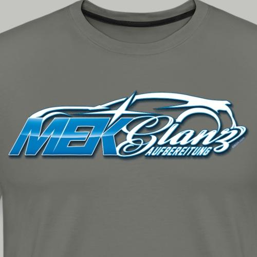 MEKglanz BRAND (bitte max. 40°/verkehrt waschen) - Männer Premium T-Shirt