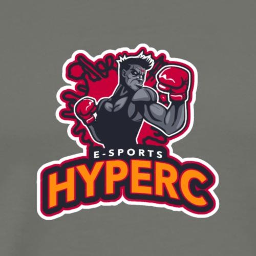 HyperC Official Clan Collection - Männer Premium T-Shirt