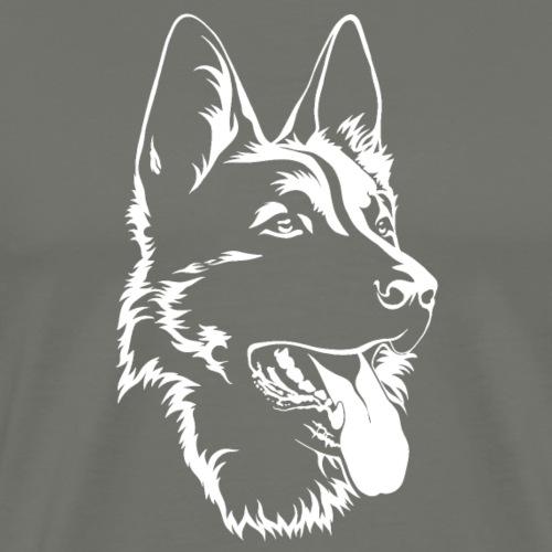 Schäferhund Limited Edition - Männer Premium T-Shirt