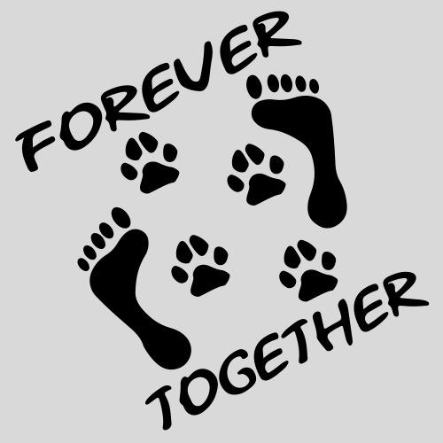 Forever Together - Männer Premium T-Shirt