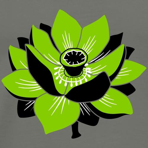 Lotus fleur - T-shirt Premium Homme