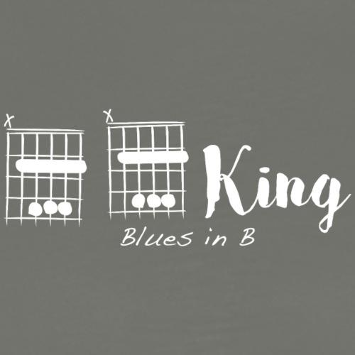 B B King - T-shirt Premium Homme