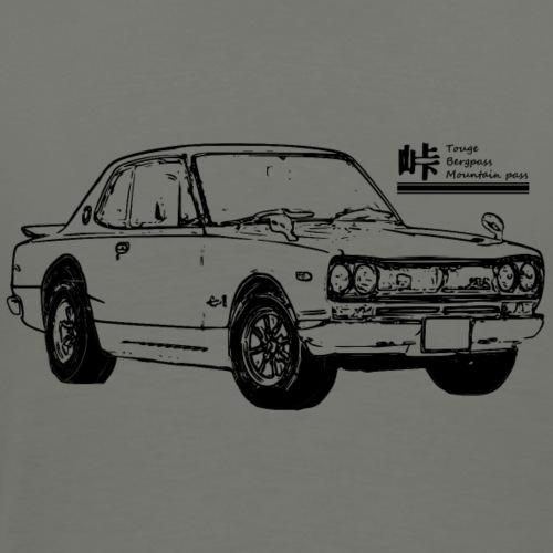 GTR 1 - Männer Premium T-Shirt