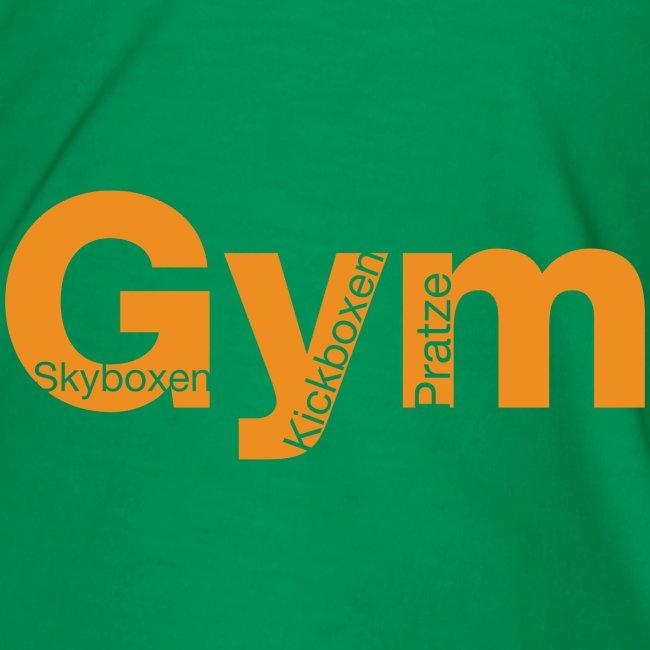 Gym orange