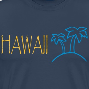 HAWAII - SIMPLE - Camiseta premium hombre