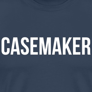 Sak Maker - For Flight CaseBauer! - Premium T-skjorte for menn