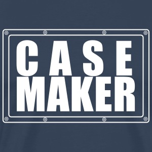 Casemaker - Flight case - Premium T-skjorte for menn