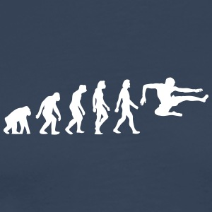Karate Evolution - Herre premium T-shirt
