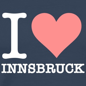 I Love Innsbruck - Men's Premium T-Shirt
