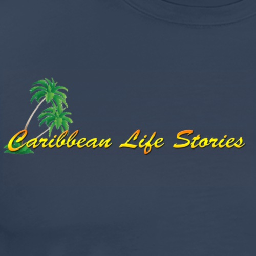 Caribbean Life Stories - Men's Premium T-Shirt