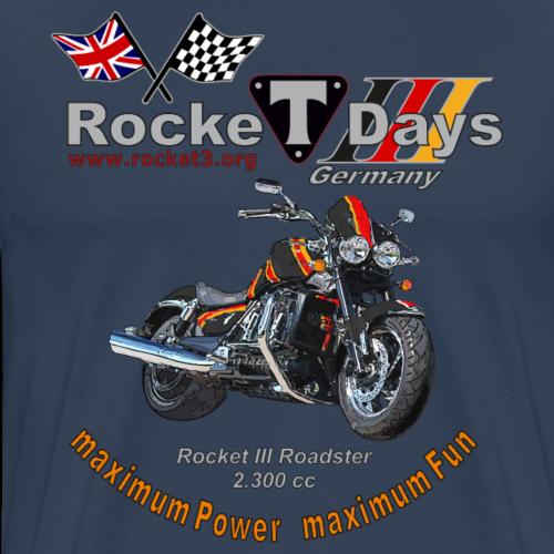 Rocketdays Rocket III Roadster Germany