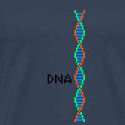 Pixel DNA - Men's Premium T-Shirt